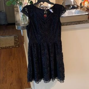 Black Laced Dress!